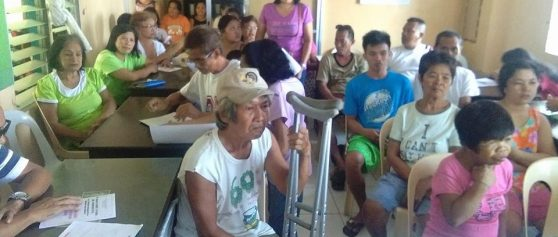 Catbalogan Persons with Disabilities Federation Kick Off NDPR Week Celebration