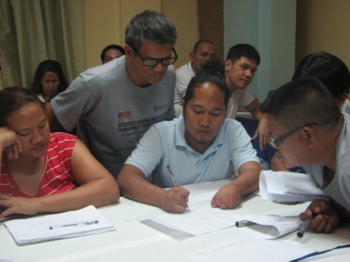 Project Planning and Development Workshop