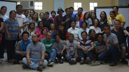 Calbayog Advance TOT First Session